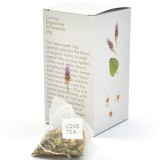 Love Tea Organic Tea Bags 50g - Calming