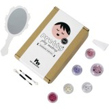 No Nasties Pretty Play Makeup - Nala 10 piece Lavender/Pink