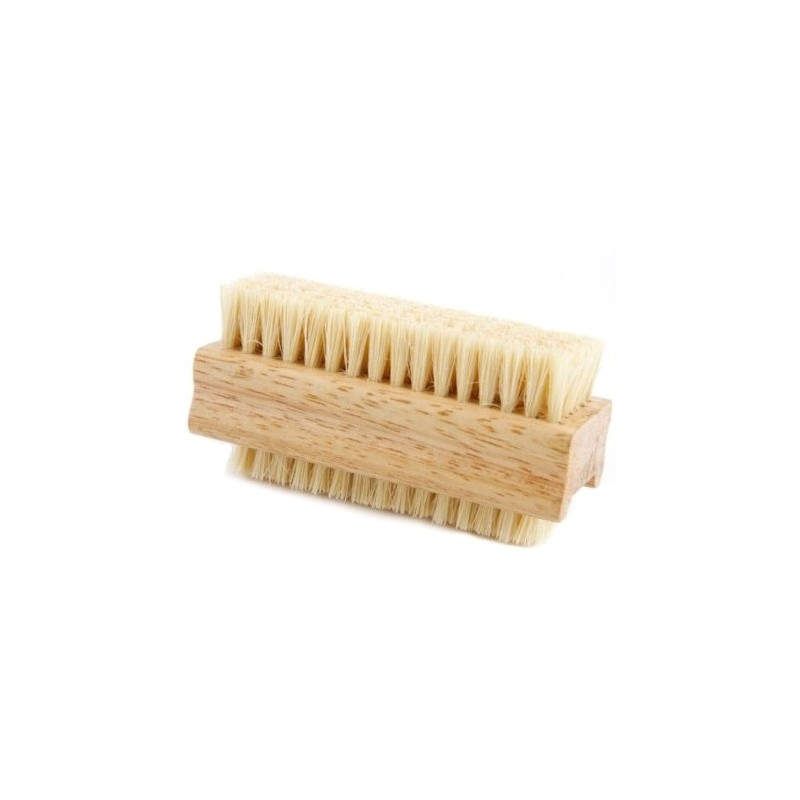 EcoMax Double Sided Nail Brush - Medium