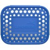 LunchBots Spare Medium Cover - Dots Blue