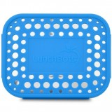 LunchBots Spare Medium Cover - Dots Royal