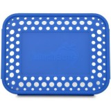 LunchBots Spare Large Cover - Dots Blue
