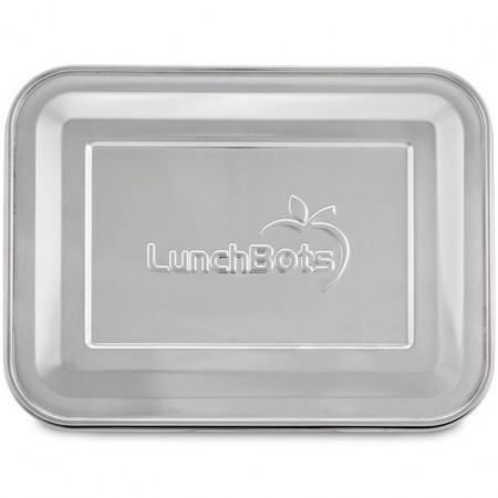 LunchBots Spare Stainless Steel Lid - Large