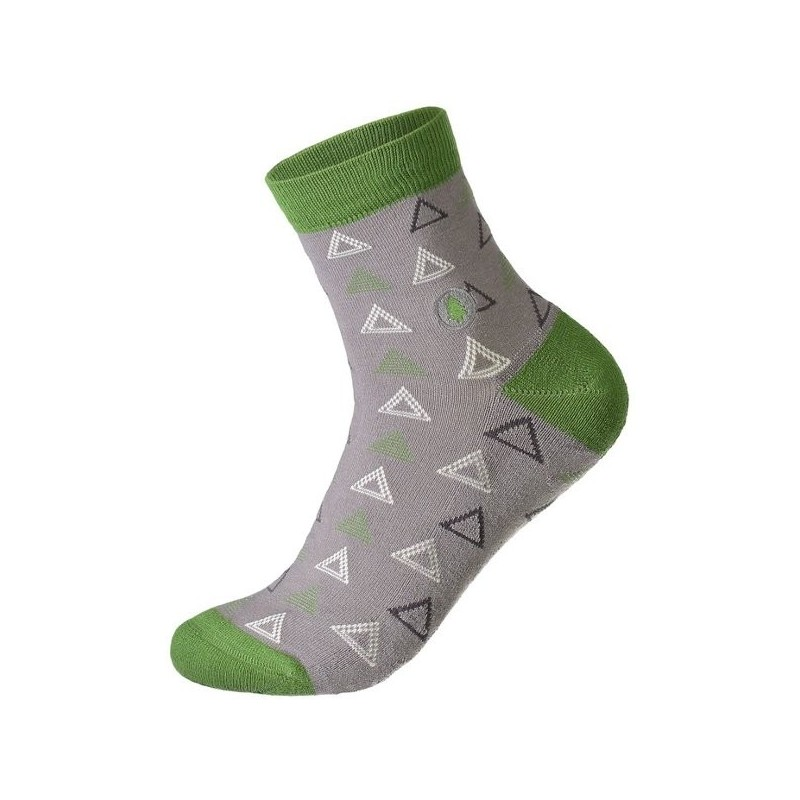 Conscious Step Socks That Plant Trees Triangles - Mid