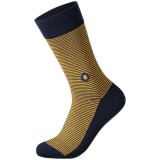 Conscious Step Socks That Give Books (Stripe) - Unisex