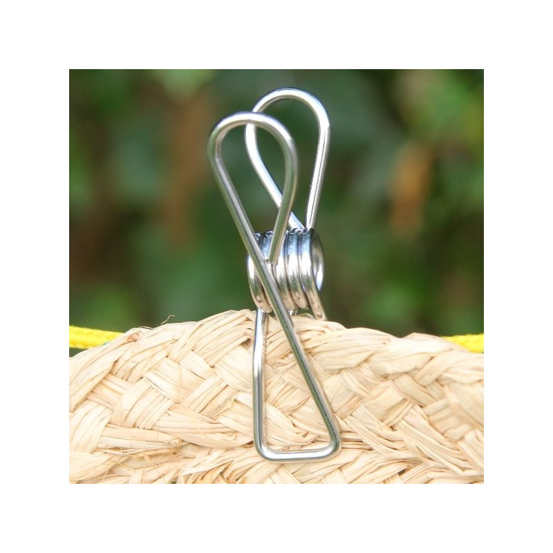 Largest Stainless Steel Pegs (from single - 20 Peg pack)