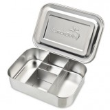 Lunchbots Small Stainless Steel Protein Packer Snack Container