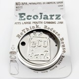 EcoJarz Stainless Lid Drinking Lid - Wide Mouth