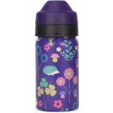 EcoCocoon Stainless Steel Water Bottle 350ml - Hedgehog
