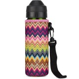 Ecococoon Cuddler 600ml aztec bottle cover