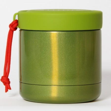 Goodbyn Insulated Food Jar 12oz 350ml - Green