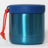 Goodbyn Insulated Food Jar 12oz 350ml - Blue