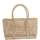 Rectangle Seagrass Net Bag - Small