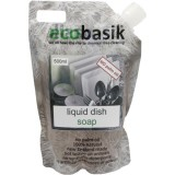 Ecobasik Liquid Dish Soap 500ml