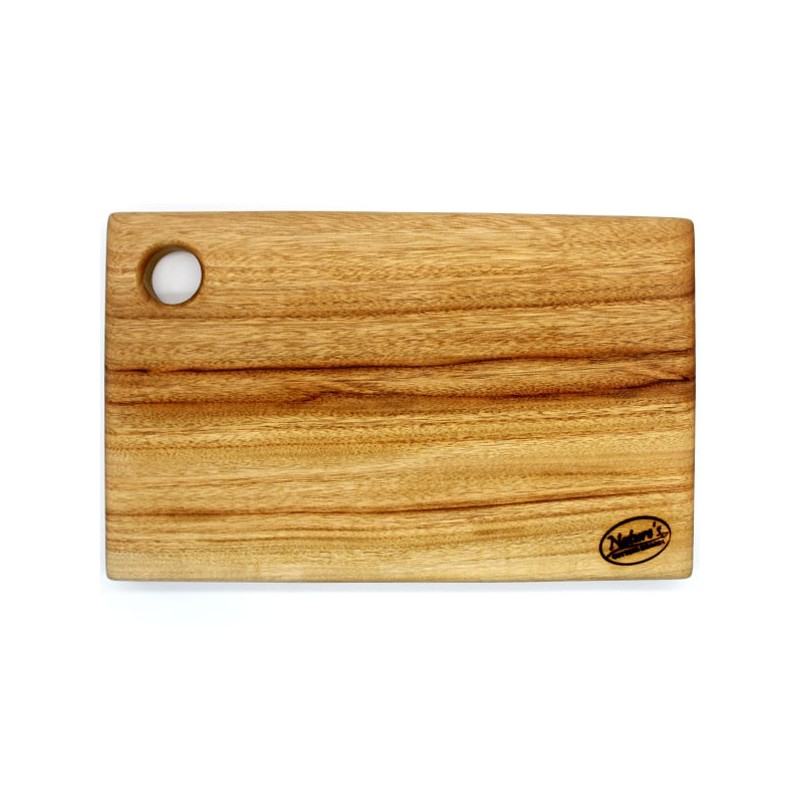 Camphor Laurel cutting board - rectangle small no handle ...