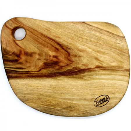 Camphor Laurel cutting board - freeform medium
