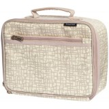 Keep Leaf Organic Cotton Insulated Lunchbox - Mesh