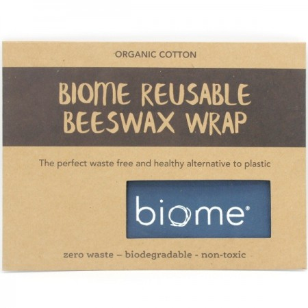 Biome Beeswax Wrap (1) - Large