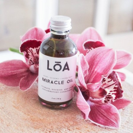 L?a Miracle Oil Sample