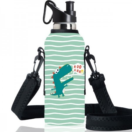 BBBYO Kids Sippy Cover 500ml - Dino