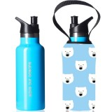 BBBYO Kids Sippy Bottle 500ml - Polar