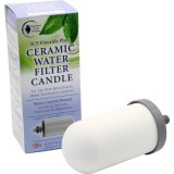 Fluoride Plus water filter candle for ceramic water purifier (12 month)