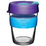KeepCup Medium Glass Cup 12oz (340ml) - Tidal