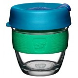 KeepCup Small Glass Cup 8oz (227ml) - Flora