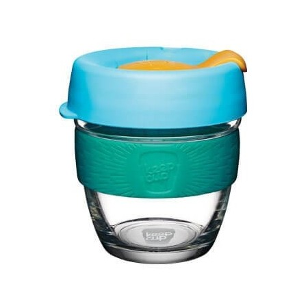 KeepCup Small Glass Cup 8oz (227ml) - Breeze