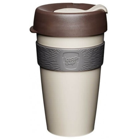 KeepCup Large Coffee Cup 16oz (454ml) - Natural