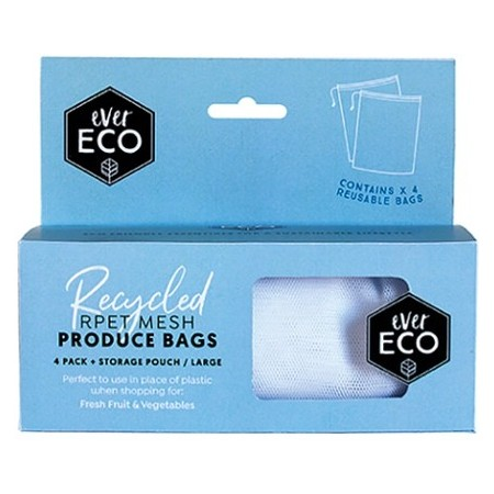 Ever Eco Produce Bags - 4 Pack