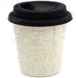 Ceramic Coffee Cup 8oz 236ml - Poppyseed