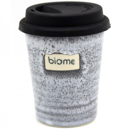 Biome Ceramic Coffee Cup 12oz 355ml - Storm