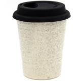 Ceramic Coffee Cup 12oz 355ml - Poppyseed