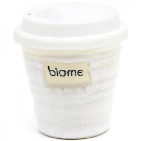 Biome Ceramic Coffee Cup 8oz 236ml - Shoreline