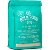 Onya Reusable Bulk Food Bag Large - Aqua