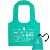 Onya Reusable Shopping Tote - Aqua