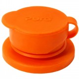 Pura Kiki Big Mouth Silicone Sport Top - Orange