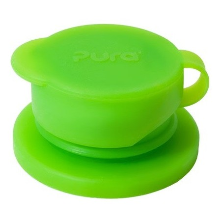 Pura Kiki Big Mouth Silicone Sport Top - Green