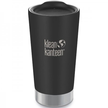Klean Kanteen Insulated Tumbler 473ml 16oz - Shale Black (Klean Coat) LAST CHANCE!