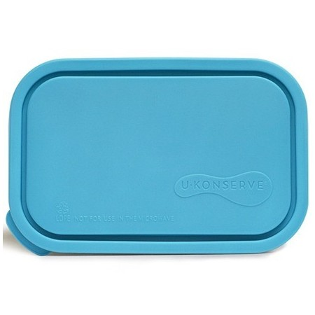 U Konserve Replacement Rectangle Lid - Sky