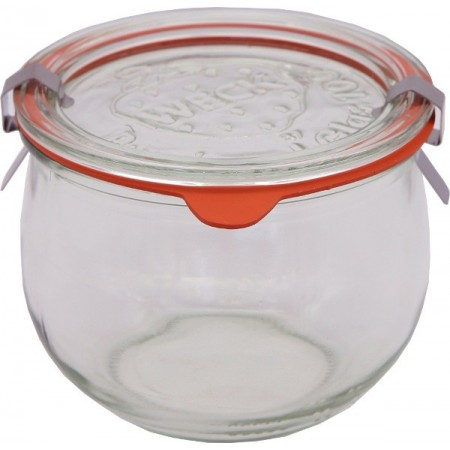 Weck Glass Tulip Jar 580ml