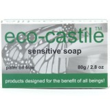 Eco-Castile Bar Soap 80g - Sensitive