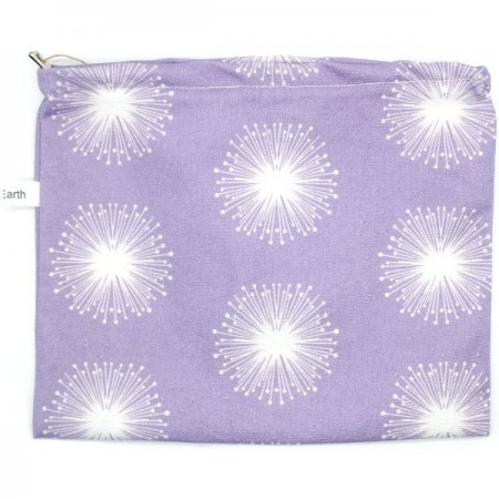 4MyEarth Food Bag - Purple Dandelion
