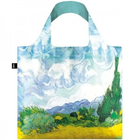 Loqi Reusable Shopping Bag - Wheat Field