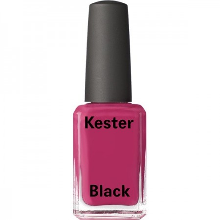 Kester Black Nail Polish - Raspberry
