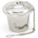 Biome Stainless Steel Tea Basket Strainer