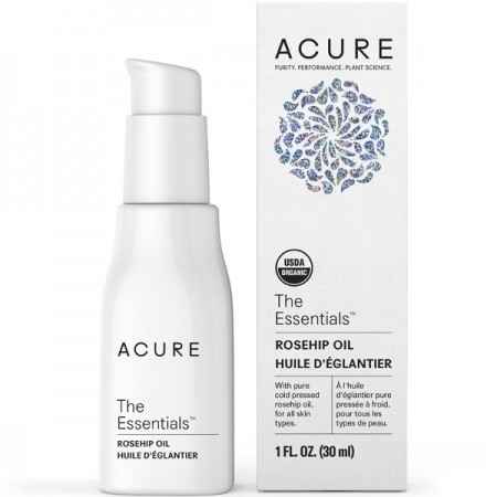ACURE Rosehip Oil Certified Organic 30ml