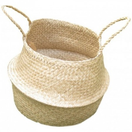 Seagrass Popup Basket - Medium