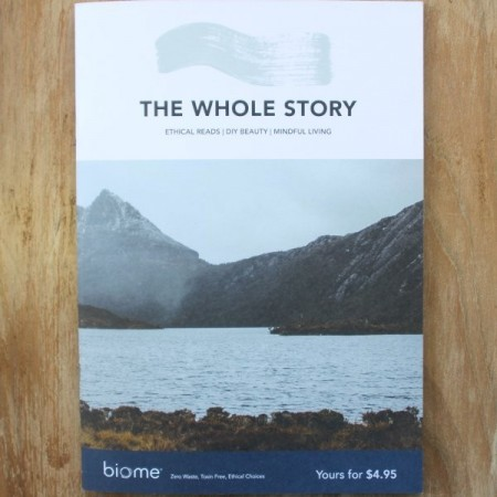 Biome Magazine The Whole Story Issue 2